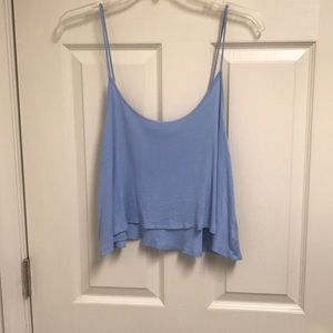 Forever 21 size small crop top
